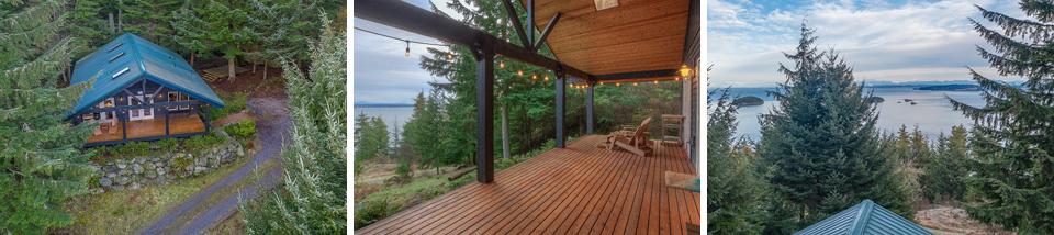View Cabin Eagle Lake