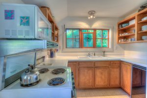 Madrona Cottage Kitchen