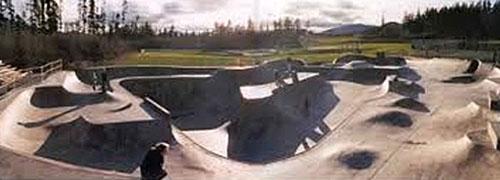 orcas island skate park